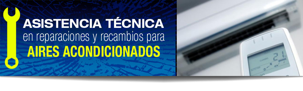 Reparación de aires acondicionados en Las Rozas, Majadahonda, Torrelodones, Galapagar