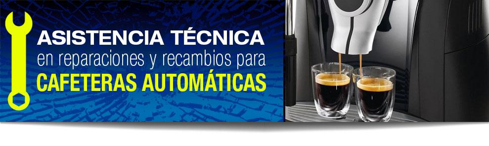 Reparación de cafeteras en Las Rozas, Majadahonda, Torrelodones, Galapagar