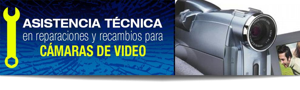 Reparación de cámaras de video en Las Rozas, Majadahonda, Torrelodones, Galapagar