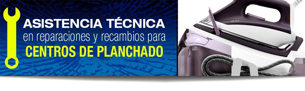 Reparación de centros de planchado en Las Rozas, Majadahonda, Torrelodones, Galapagar