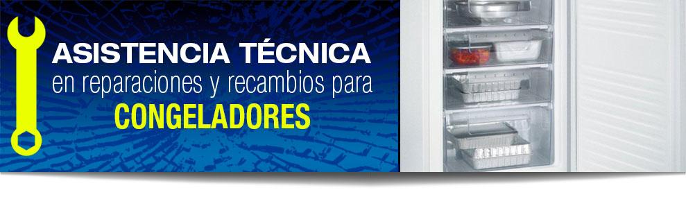 Reparación de congeladores en Las Rozas, Majadahonda, Torrelodones, Galapagar