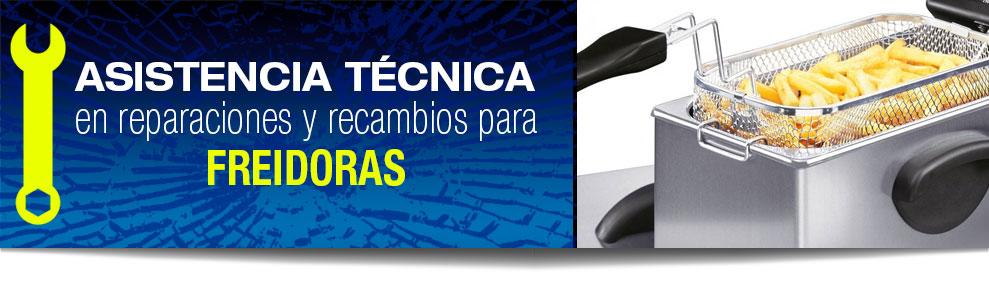 Reparación de freidoras en Las Rozas, Majadahonda, Torrelodones, Galapagar