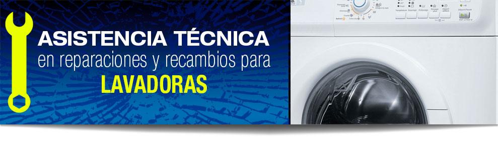 Reparación de lavadoras en Las Rozas, Majadahonda, Torrelodones, Galapagar