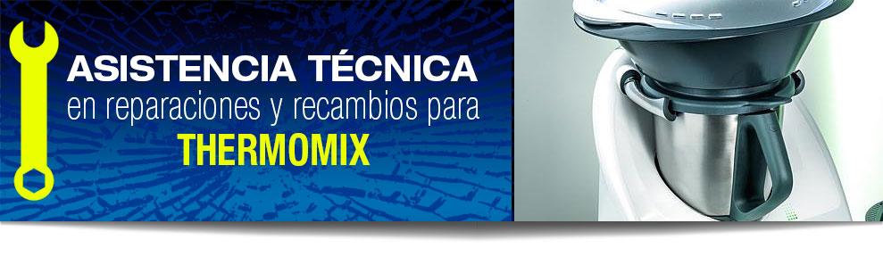 Reparaciones y recambios de Thermomix en Las Rozas, Majadahonda, Torrelodones, Galapagar